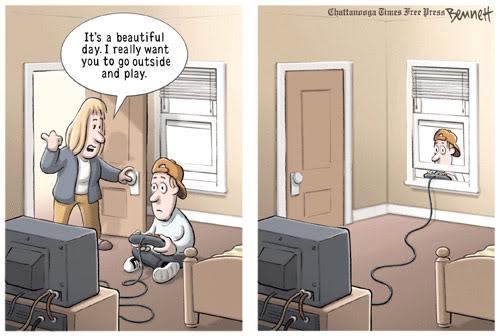 Resultado de imagen de adicción a los videojuegos